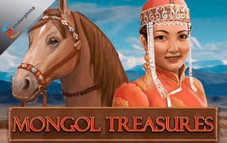 mongol treasures slot machine online