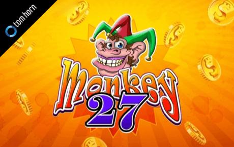monkey 27 slot machine online