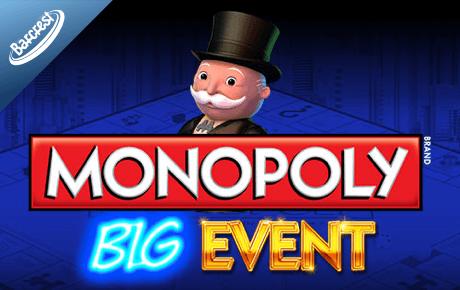 monopoly big event slot machine online