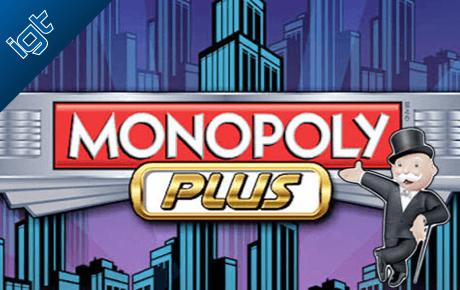monopoly plus slot machine online