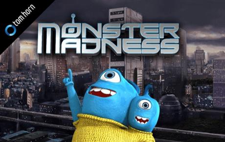 Monster Madness slot machine