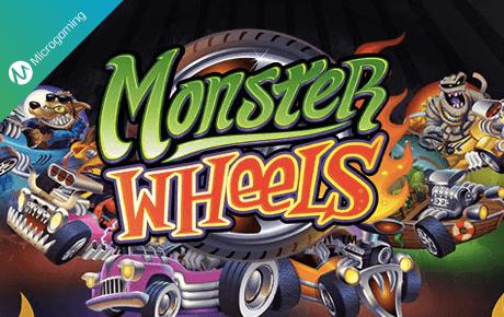 monster wheels slot machine online