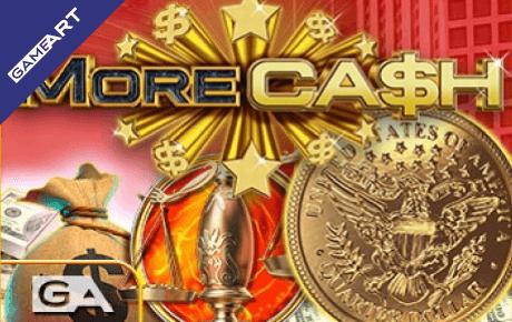 More Cash slot machine