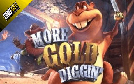 more gold diggin slot machine online
