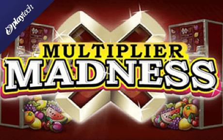 Multiplier Madness Slot Machine