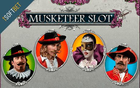 Musketeer slot machine
