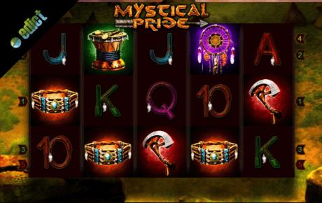 Mystical Pride slot machine