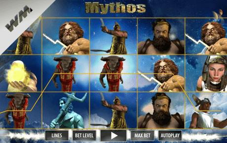 mythos slot machine online