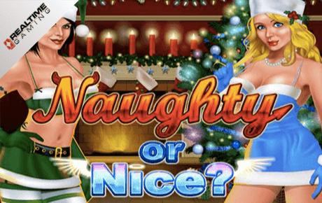 Naughty Or Nice slot machine