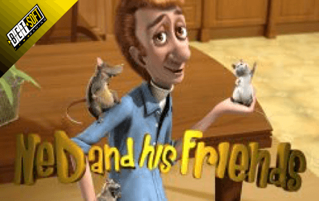 ned and his friends slot machine online