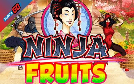 ninja fruits slot machine online