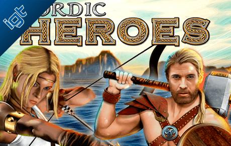 nordic heroes slot machine online