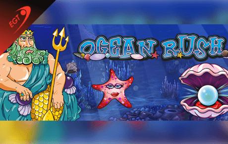 ocean rush slot machine online