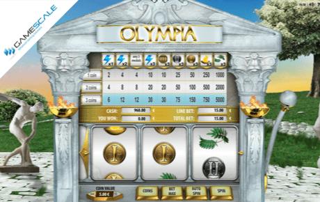 olympia slot machine online