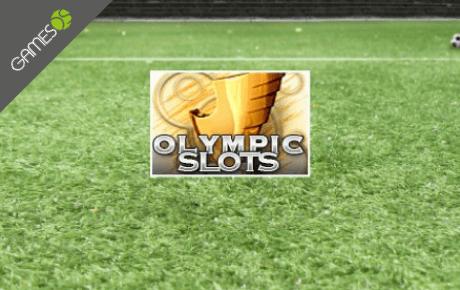 Olympic slot machine