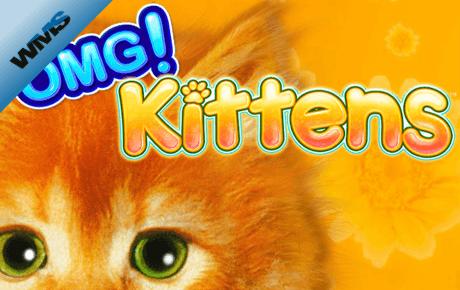 OMG! Kittens slot machine