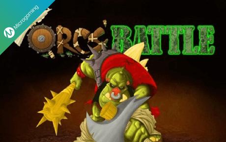 orc's battle slot machine online