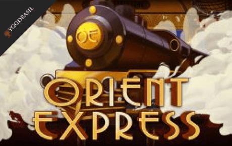 orient express slot machine online