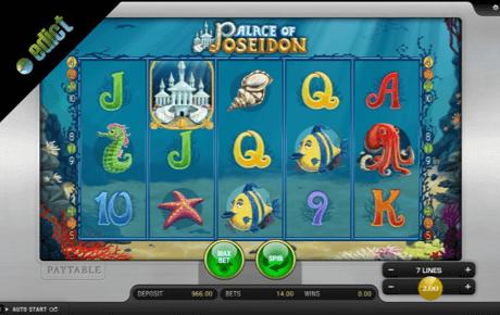 palace of poseidon slot machine online