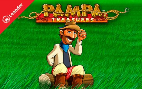 Pampa Treasures slot machine