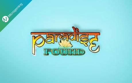 paradise found slot machine online