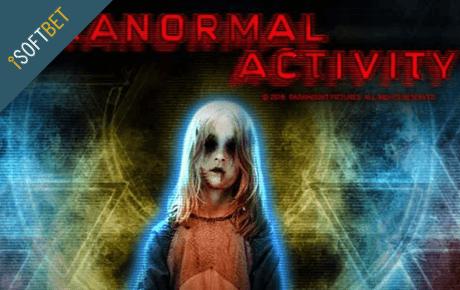 paranormal activity slot machine online