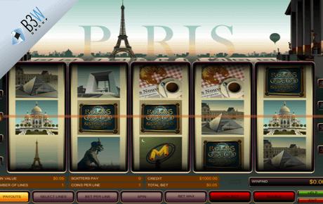 Paris slot machine
