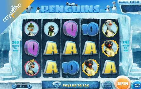 penguins slot machine online