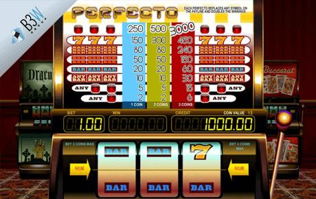 perfecto slot machine online