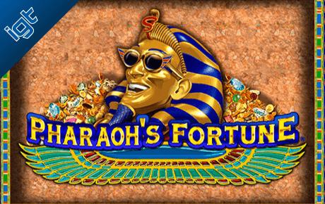 pharaohs fortune slot machine online