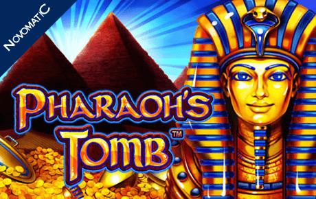 pharaoh's tomb slot machine online