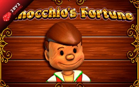 pinocchio's fortune slot machine online