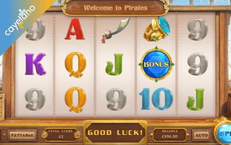 pirates slot machine online