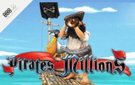 pirates millions slot machine online