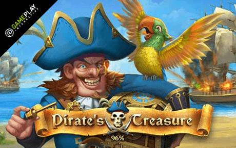 pirates treasure slot machine online