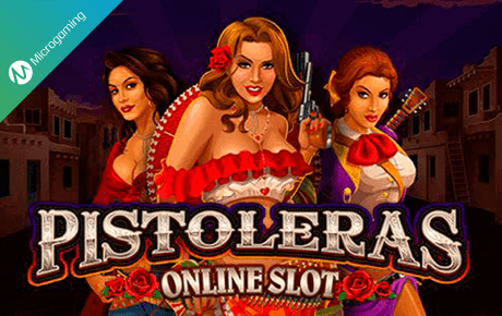 Pistoleras slot machine