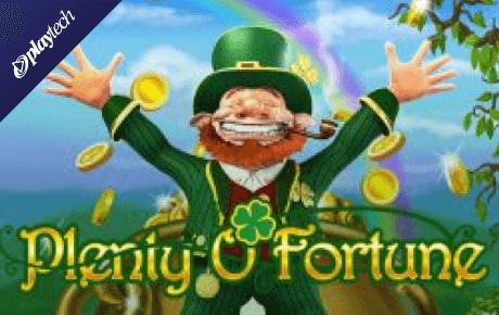 plenty o' fortune slot machine online