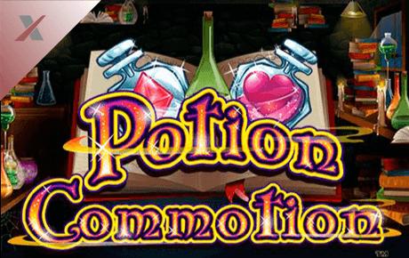 potion commotion slot machine online