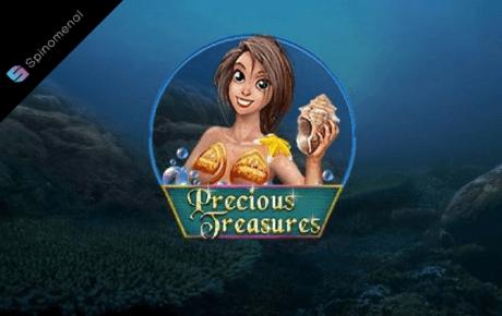 precious treasures slot machine online