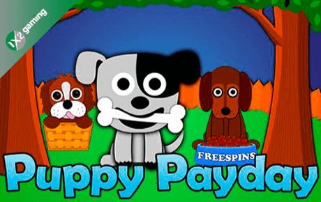 puppy payday slot machine online