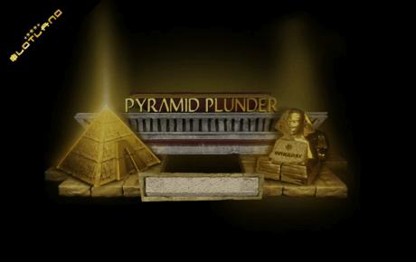 Pyramid Plunder slot machine