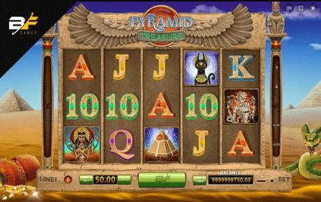 pyramid treasure slot machine online