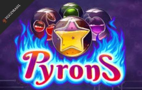 pyrons slot machine online