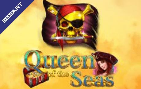 Queen of the Seas slot machine