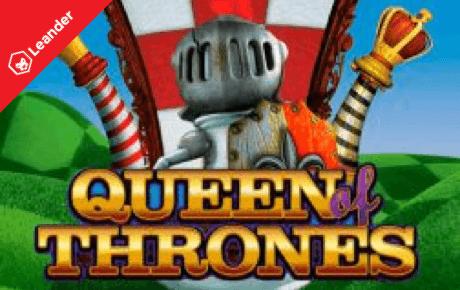 Queen Of Thrones slot machine