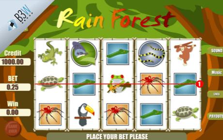 rain forest slot machine online