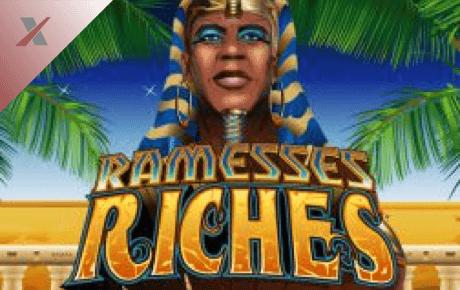 ramesses riches slot machine online