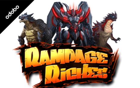 Rampage Riches slot machine