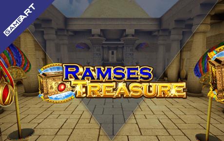 Ramses Treasure slot machine