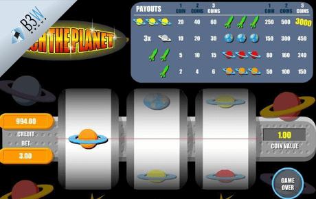 reach the planet slot machine online